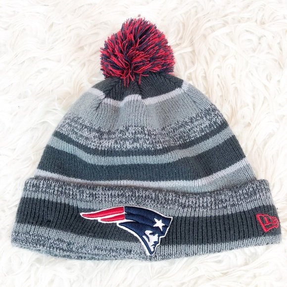 100% authentic 02590 7a834 ... discount code for new era new england patriots stocking cap 32cbc 04543